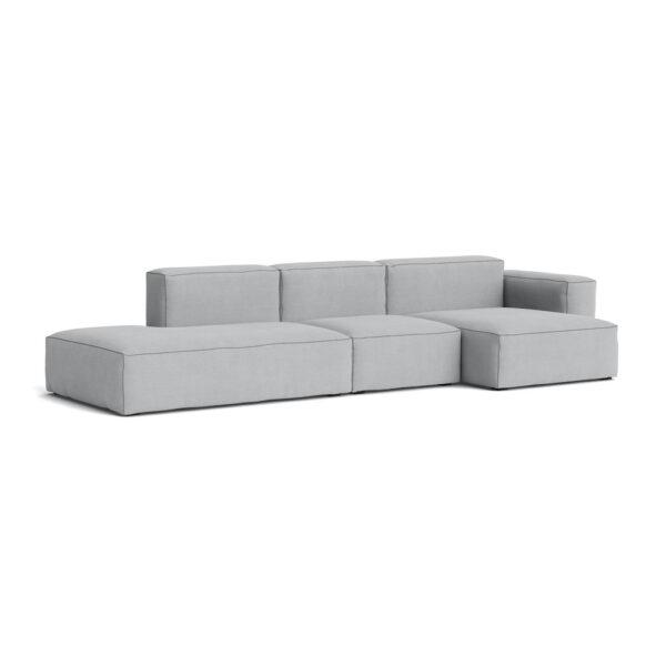 Sofa HAY Mags Soft Low 3-Sitzer Linara 443