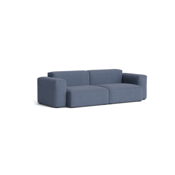 Sofa HAY Mags Soft Low 2,5-Sitzer Linear 198