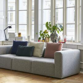 Mags Dreisitzer Sofa von Hay in Hallingdal 130