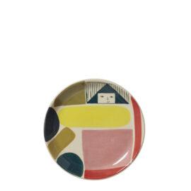 Donna Wilson Teller Keramik Prism Side Plate