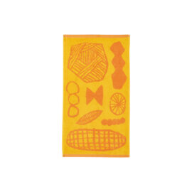 Donna Wilson Handtuch Marmalade Mix Hand Towel